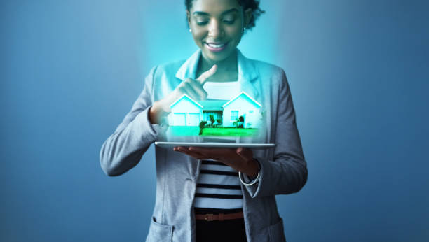 The online and B2B real estate