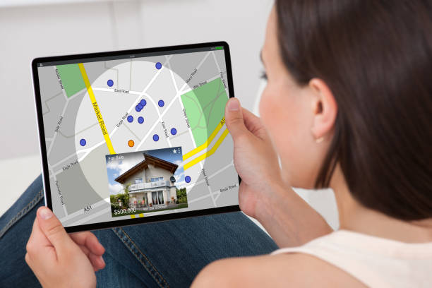 real estate portal for selling homes abroad